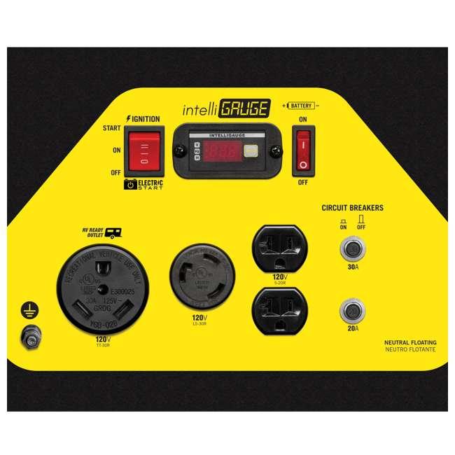 CPE-GN-76533 Champion 3800-Watt Portable RV-Ready Dual-Fuel Generator 1