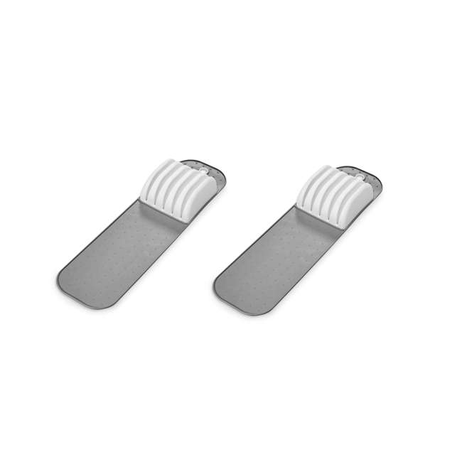 29902 Madesmart Small In-Drawer 5 Knife Storage Mat (2 Pack)