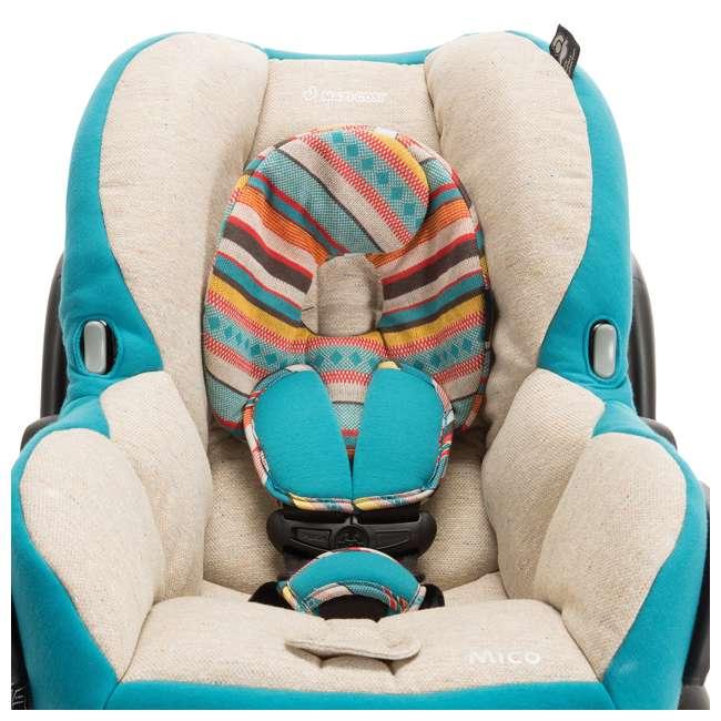 IC152CKN Maxi-Cosi Mico AP Infant Rear Facing Car Seat, Bohemian Blue 2