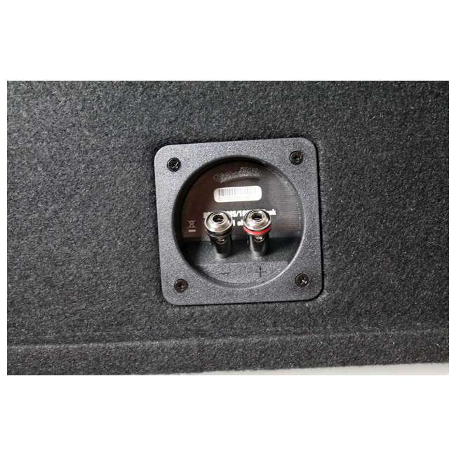 P1-2X12 Rockford Fosgate P1-2X12 12-Inch 1000W Dual Loaded Subwoofer + Enclosure 3