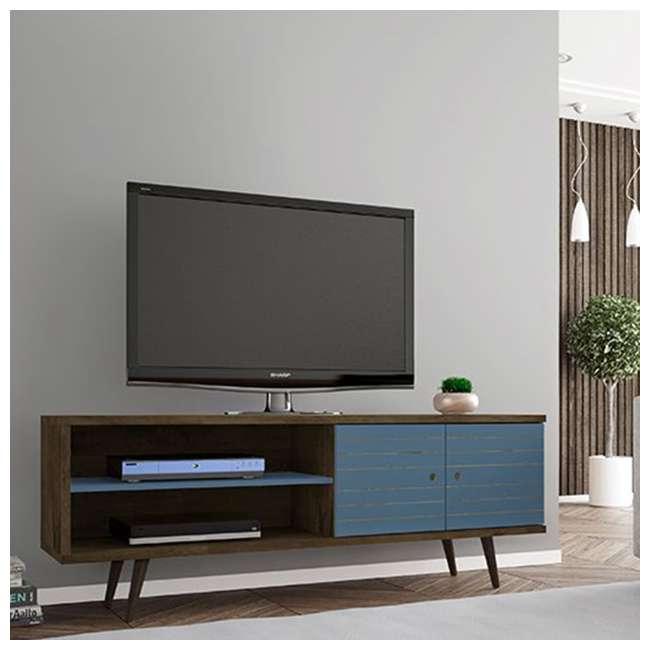 201AMC93 Manhattan Comfort Liberty 62.99 Inch Mid Century Modern Wood TV Stand with Legs 2