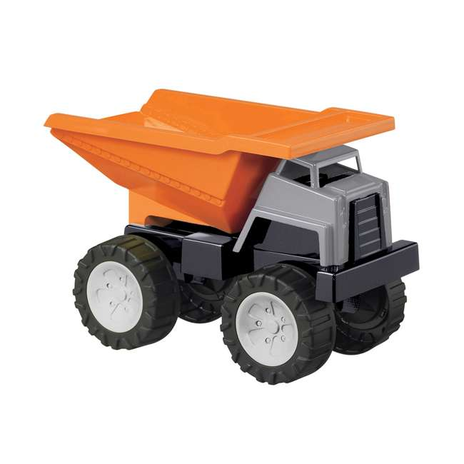 APT-77750 Mega Construction Set Dump Truck and Loader 1.5 Years and Up 1