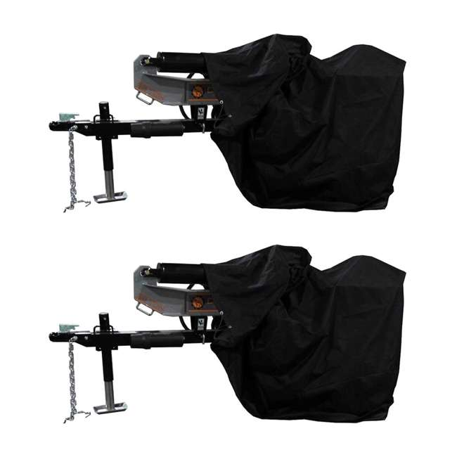 DHT-100506 Dirty Hand Tools Weather-Proof Log Splitter Cover (2 Pack)