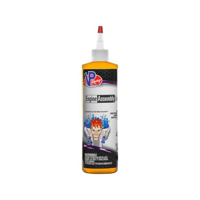 4 x 2251 VP Racing Fuels Engine Assembly Wear Prevention Oil Lube, 12 Ounces (4 Pack) 1