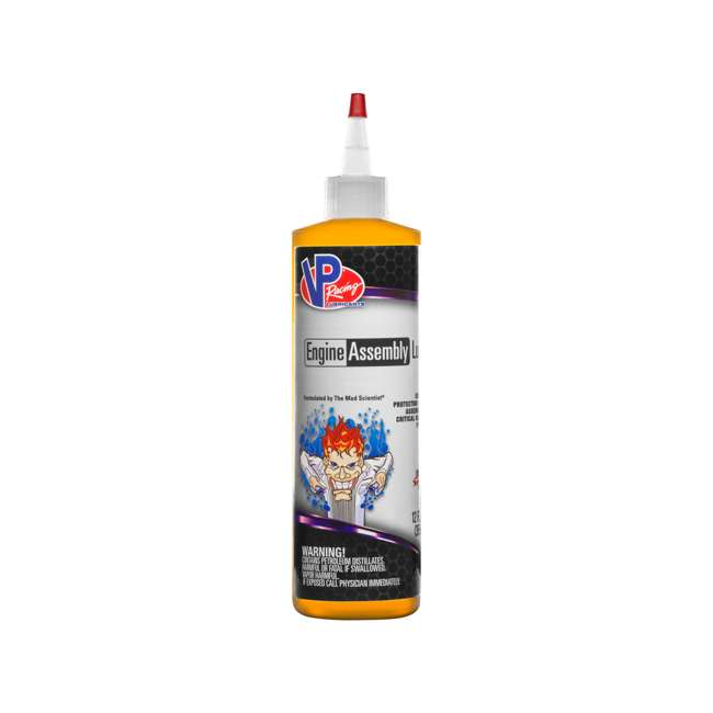 2251 VP Racing Fuels Engine Assembly Wear Corrosion Prevention Oil Lube, 12 Ounces