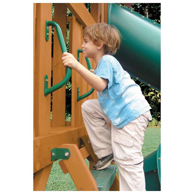 AJ957-400 Creative Playthings AJ957-400 Kid Playground Safety Grip Hand Hold Bars (2 Pack) 1