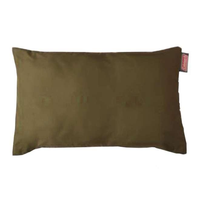 "2000008574 Coleman 12"" x 20"" Fold N' Go Travel Pillow  2"