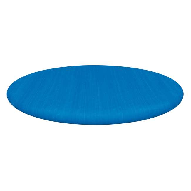 58035E-BW-U-A Bestway Flowclear Fast Set Pool Debris Cover for 15 Foot Round Pools (Open Box) 1