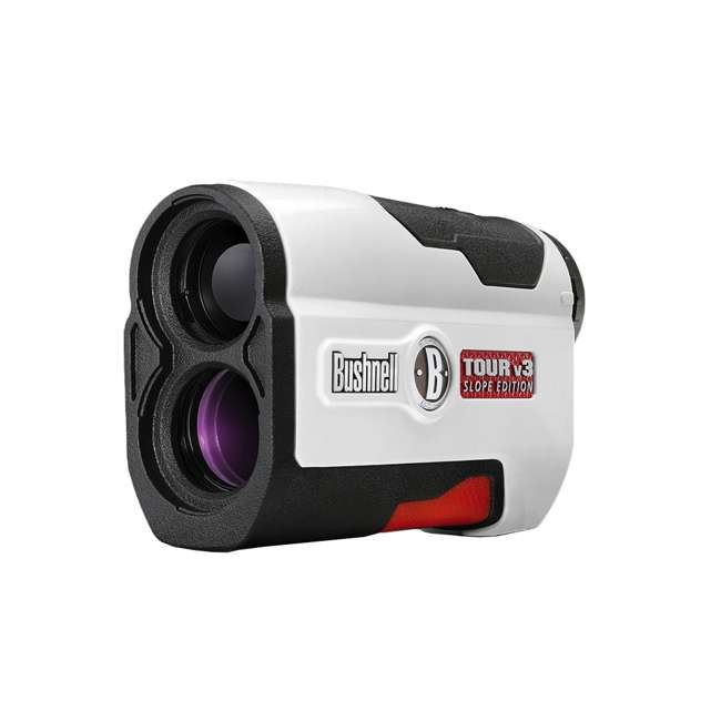 BGOLF-201361-RB Bushnell Golf Tour V3 Laser Rangefinder (Certified Refurbished)
