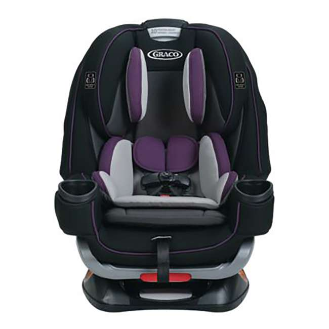 2001872 Graco 2001872 4Ever Extend2Fit 4-in-1 Front and Rear Facing Car Seat, Jodie 2