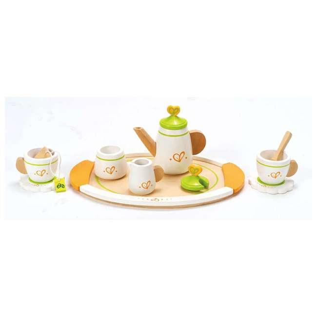 HAP-E3124 Hape Wooden Tea Party Set for 2 1