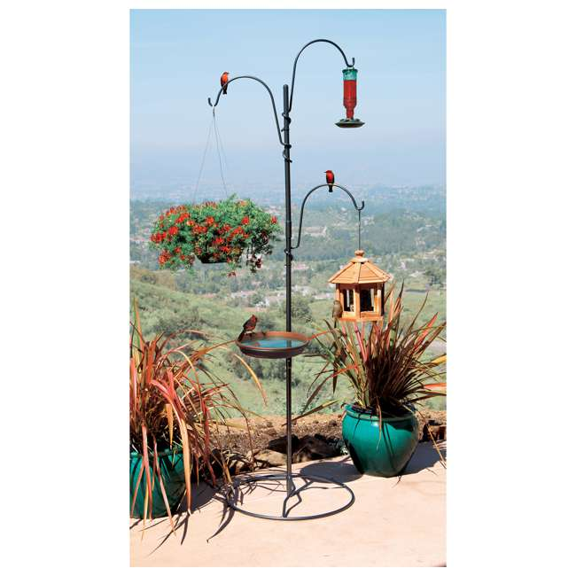 IYTBC-4 Yard Butler YTBC-4 Adjustable Bird Feeding Station and Patio Base 7