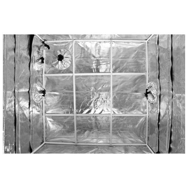 GGT33-U-A Gorilla Grow Tent 3' x 3' Indoor Hydroponic Greenhouse Garden Room-Open Box 4
