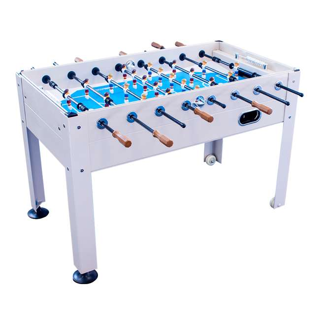 GT-BS-SOC1100-U-C Park & Sun Sports Blue Sky 1100 Home Arcade Foosball Soccer Table (For Parts)