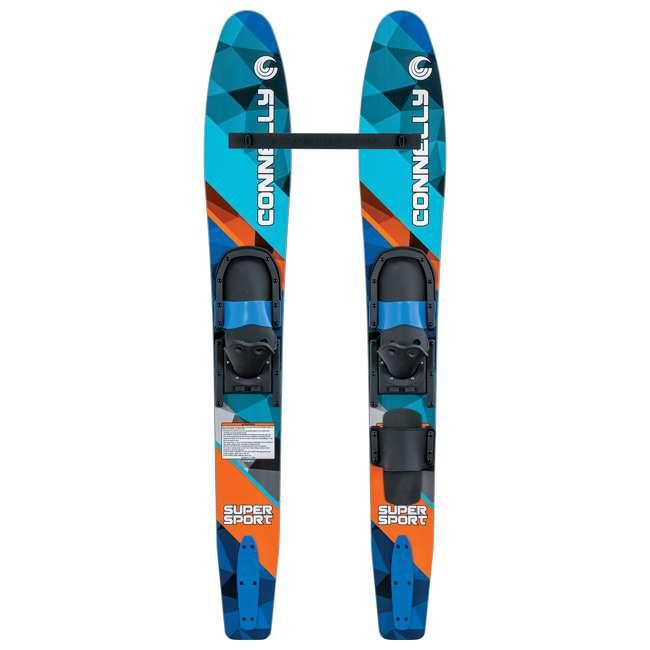 61190306-CON CWB Connelly Super Sport 55 Inch Water Sports Ski Combo