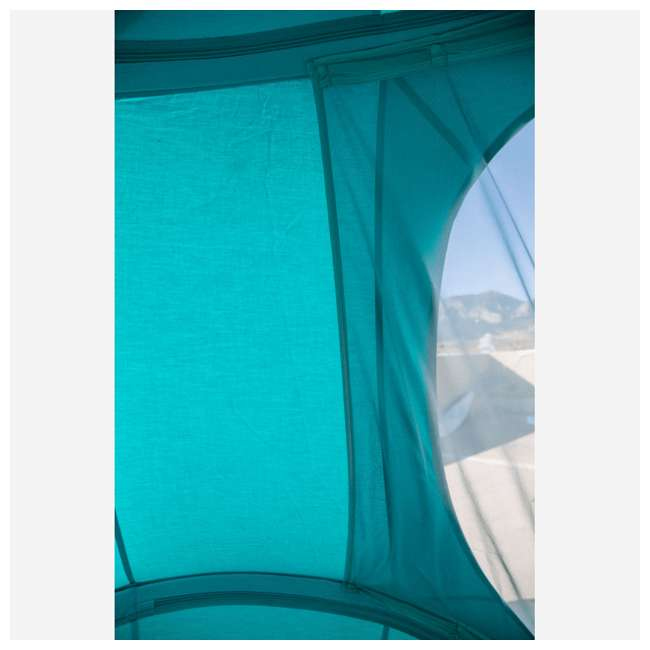 TP9160 TreePod Mesh 6-Foot Bug and Mosquito Net for Lounger and Cabana 2