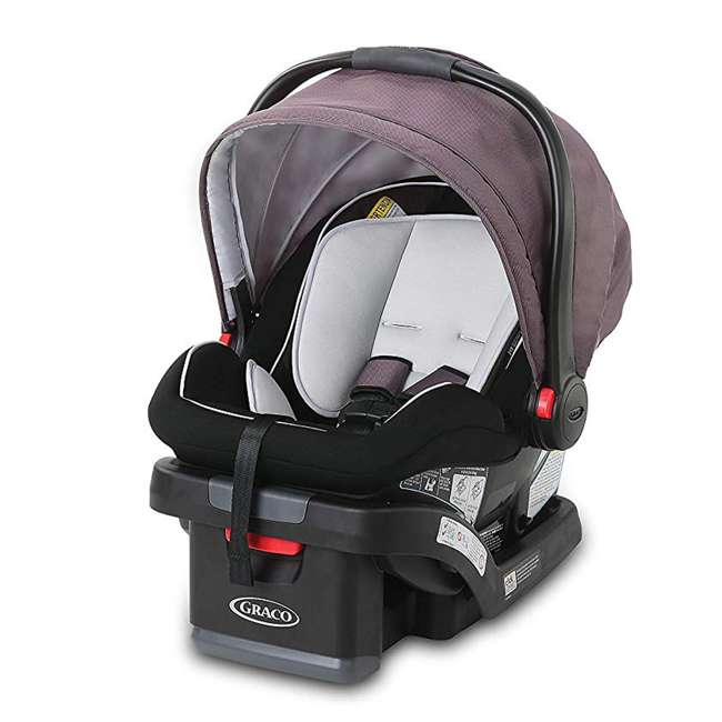 2080526 Graco Modes2Grow Baby Stroller & SnugRide Infant Car Seat Travel System, Kinley 2