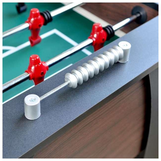 SOC054_047P Lancaster Gaming 54-Inch Foosball Game Room Table 2