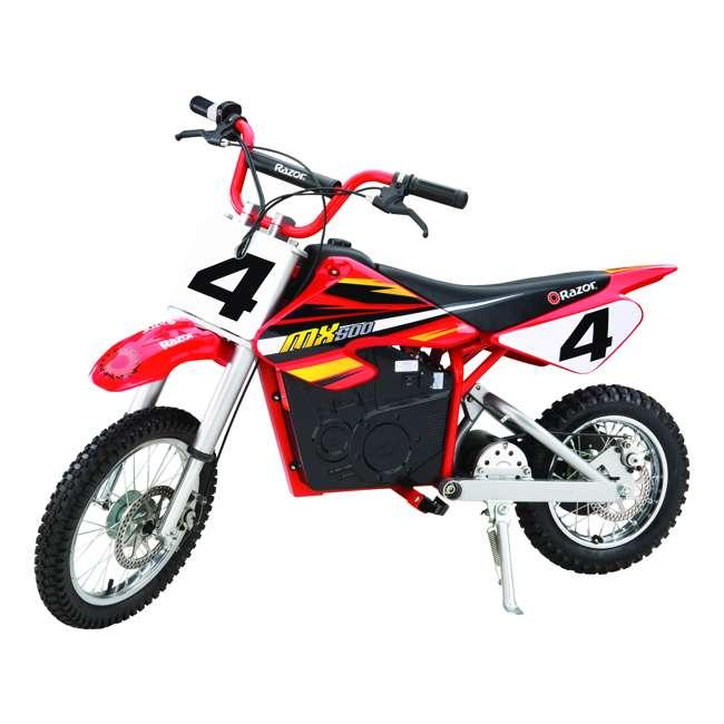 15128190  Razor MX500 Kids Dirt Rocket Electric Bike Motorcycle