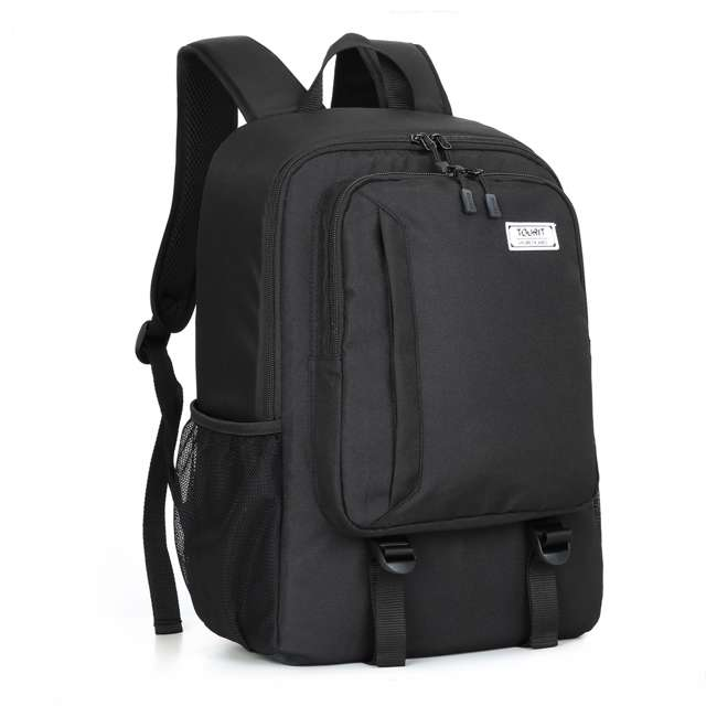 TR0260001A001 TOURIT Cormorant 28L Leakproof Insulated Backpack Camping Lunch Cooler, Black 1