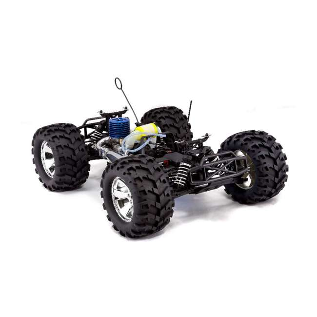 EARTHQUAKE3.5-NEW-RED Redcat Racing Earthquake 3.5 1/8 Scale Nitro Remote Control Monster Truck Toy 8
