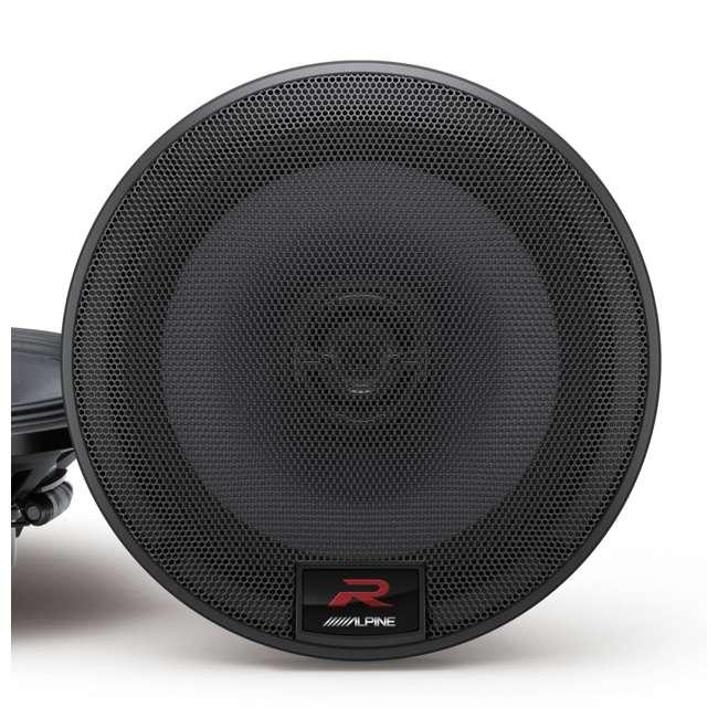 R-S65 Alpine R-Series 6.5-Inch 300-Watt Coaxial 2-Way Speakers, Pair 1