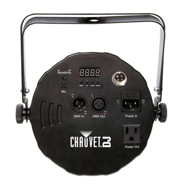 SLIM-PAR56 Chauvet SlimPar 56 LED DMX Slim Par Can Light 2