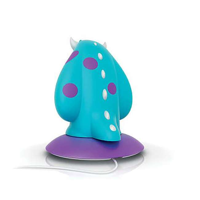 4 x PLC-798538 Philips Disney Sulley SoftPal Portable Light Friend  (4 Pack) 4