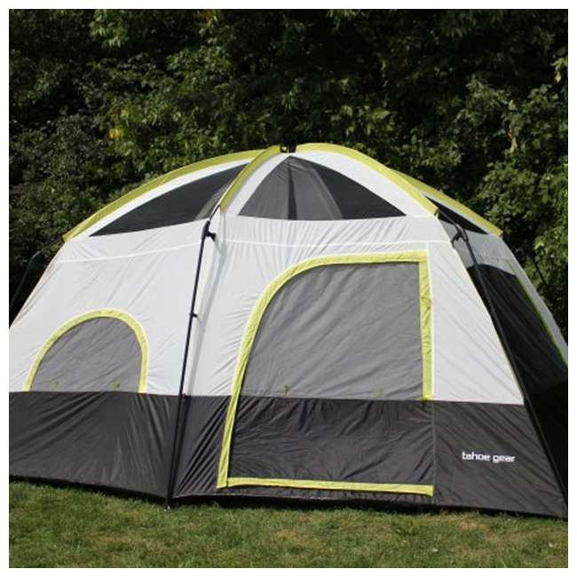 TGT-CORONADO-12 Tahoe Gear Coronado 12-Person Family Tent 5