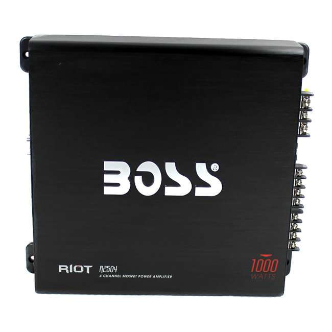 R2504 Boss Audio 1000-Watt 4-Channel Amplifier (2 Pack) 2