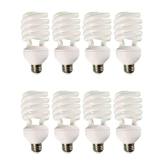 Fluorescent Light Noise: (8) FLC32D 32W Dayspot CFL Spiral