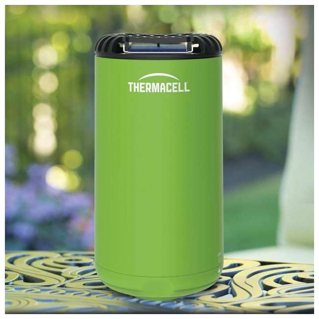 6 x MRPSG Thermacell Patio and Camping Shield Mosquito Repeller, Greenery (6 Pack) 2