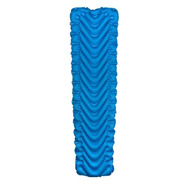 06SUBL01C Klymit Static V Ultralite SL Inflatable Sleeping Pad, Blue 2