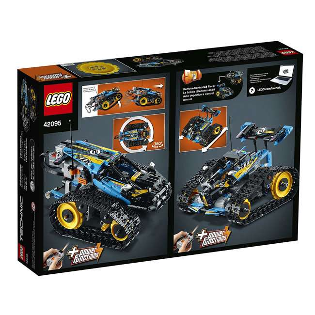6251547 2-in-1 Remote-Controlled Stunt Racer Power Functions Set 3