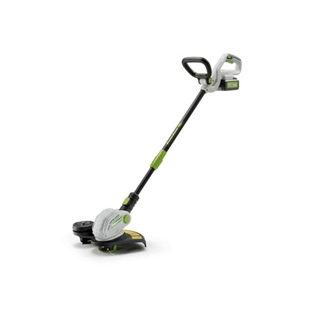 PBL140JH + PGT140 PowerSmith 120 MPH Leaf Blower + String Trimmer and Edger 8