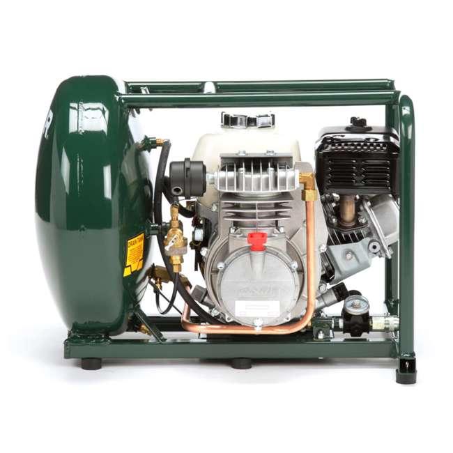 GD4000PV5H-U-B Rolair 4.5 Gallon Gas Powered Cordless Small Portable Air Compressor (Used) 2
