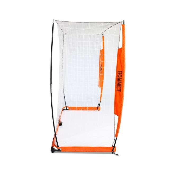 Bow6.6x18.5 Bownet 6.6' x 18.6' Portable Training Practice Soccer Goal (2 Pack) 2