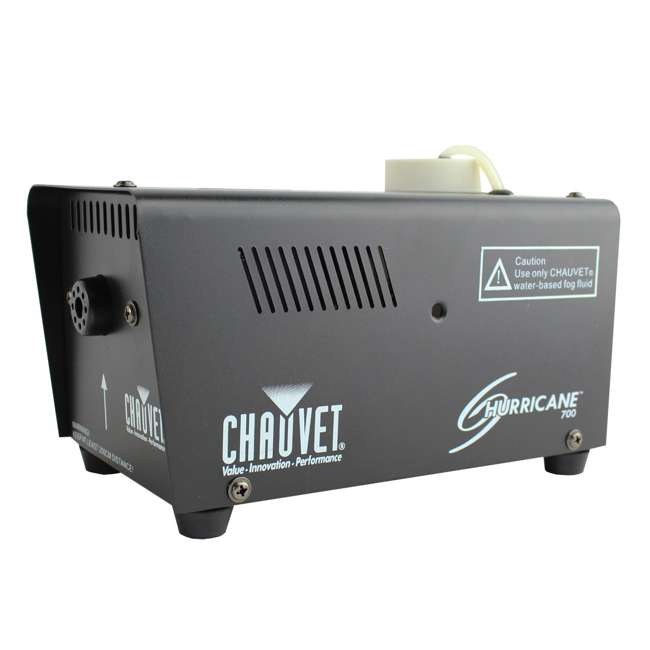 H700 Chauvet DJ Hurricane 700 Fog Machine 5