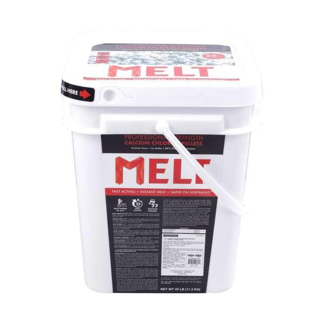 Snow Joe Melt Calcium Chloride Pellets Professional ...