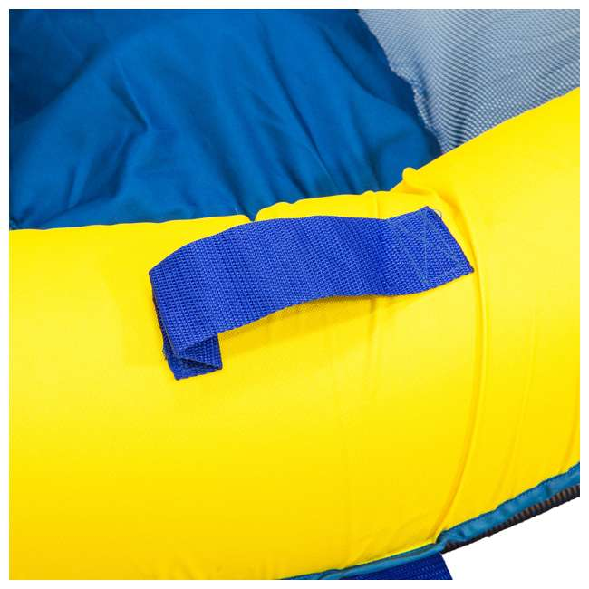 80109-SW Kelsyus Big Nauti Elite 4-Person Inflatable Pool Float 2