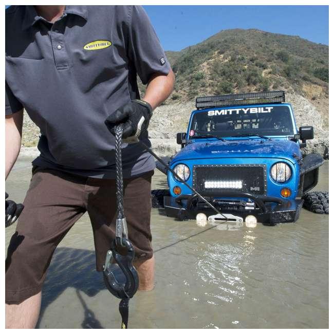 97495-SMITTYBILT Smittybilt XRC-9.5 Gen2 9500-Pound Waterproof Truck Towing Winch (2 Pack) 5