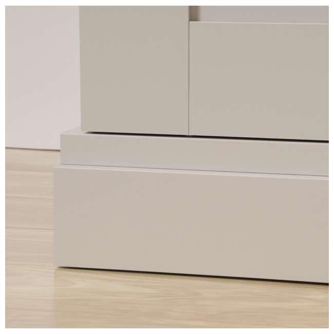 SF-419281-U-A Sauder Home Furniture Grange Tall Storage Farmhouse Shaker Cabinet (Open Box) 6