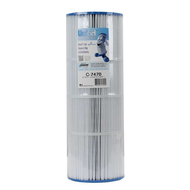 C7470 Unicel C-7470 Replacement Pool Filter