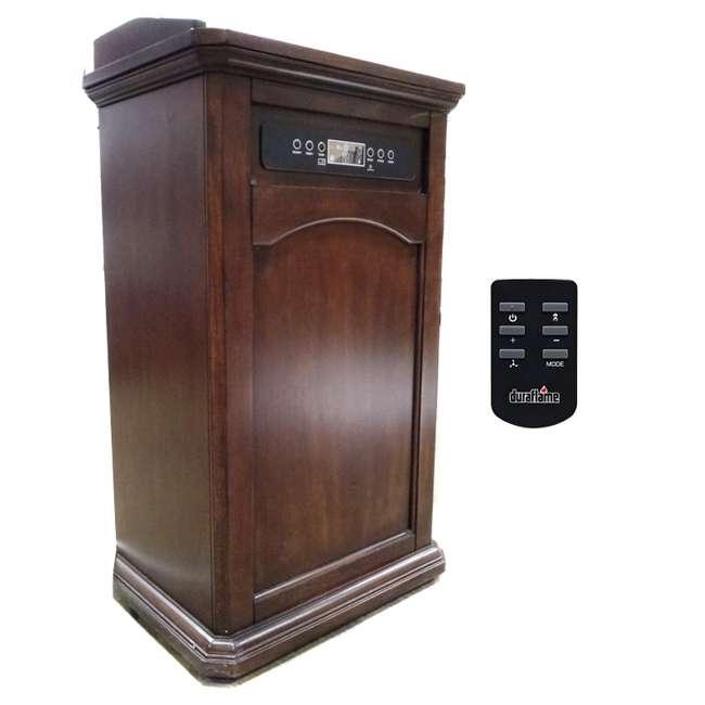 Duraflame 11,000 Btu Home Portable Air Conditioner/Heater ...