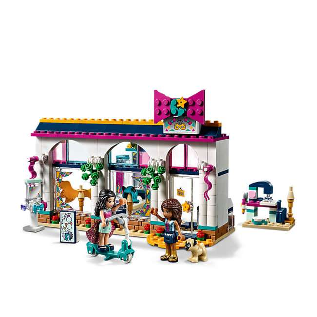 6213474-U-A LEGO Friends Andrea's Accessories Store Block Building Kit Set (Open Box)
