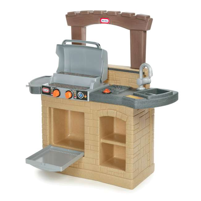 633911M Little Tikes Cook 'n Play BBQ Grill Set 1