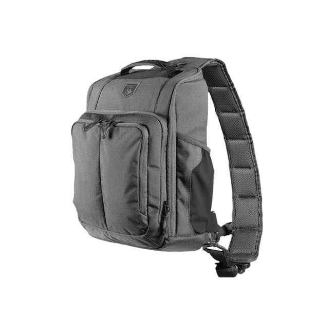 CPG-BP-OSB-M-DG Cannae Pro Gear Optio Sling Pack, Dark Gray