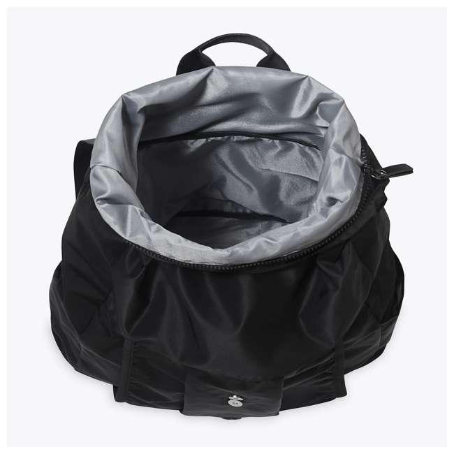 05-62695 Gaiam Yoga Mat Hold-Everything Backpack, Black 1