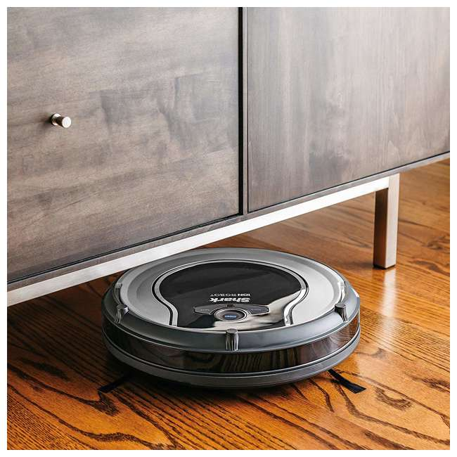 RV720N_EGB-RB Shark RV720_N Ion Smart Robot Vacuum Cleaner w/ Remote (Certified Refurbished) 4
