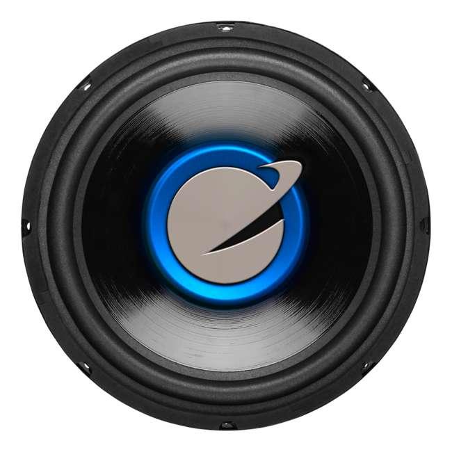 "4 x TQ12S 4) New Planet Audio TQ12S 12"" 6000 Watt Car Subwoofers Power Subs Woofers Stereo 3"